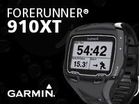 Forerunner 910XT: Vea en acción