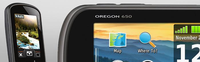 Oregon® 650