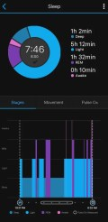 Advanced sleep monitoring
