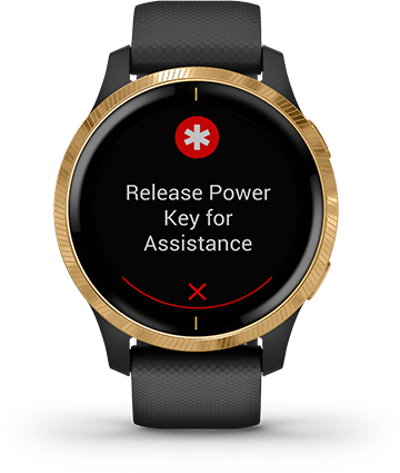 SAFETY AND TRACKING FEATURES