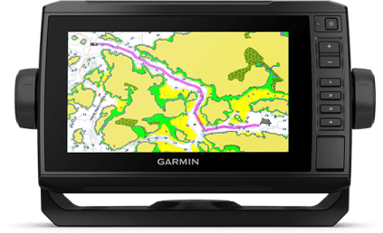 ECHOMAP UHD 75cv with mapping screen