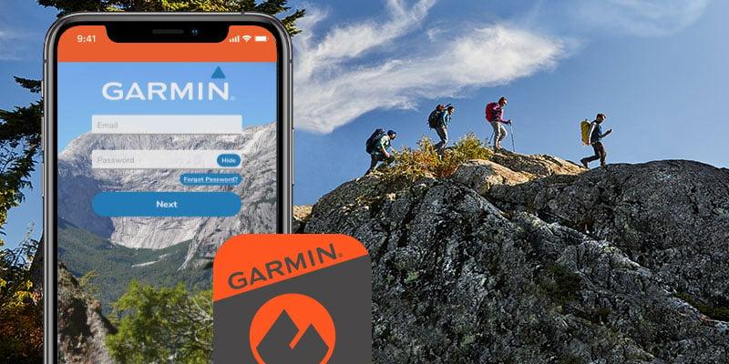 Aplicación Garmin Explore™