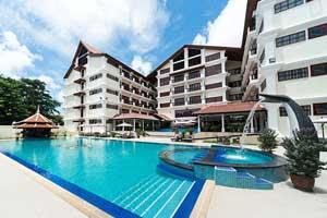 Regency Angkor Hotel Image