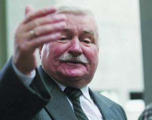 """Колишній президент Польщі Лех Валенса: """"ВУкраїни— величезний потенціал. Вона здатна прогодувати всю Європу. Має натуральні продукти. Нете, щовПольщі. Додаємо стільки хімії, щовже неможу спокійно спати"""""""