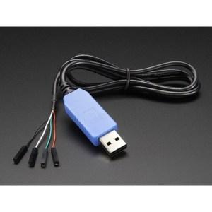 Câble série USB TTL pour Raspberry Pi