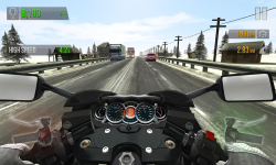 Traffic Rider Hack Mod ApK screenshot 2/2