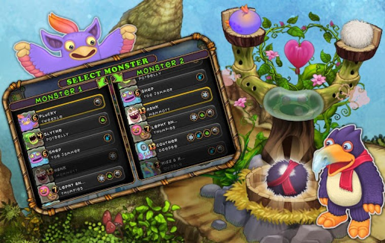Download My Singing Monster Mod Apk-All in one Cheat Features