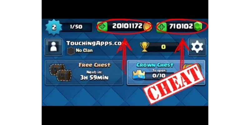 Free Clash Royale Cheat APK Download For Android GetJar