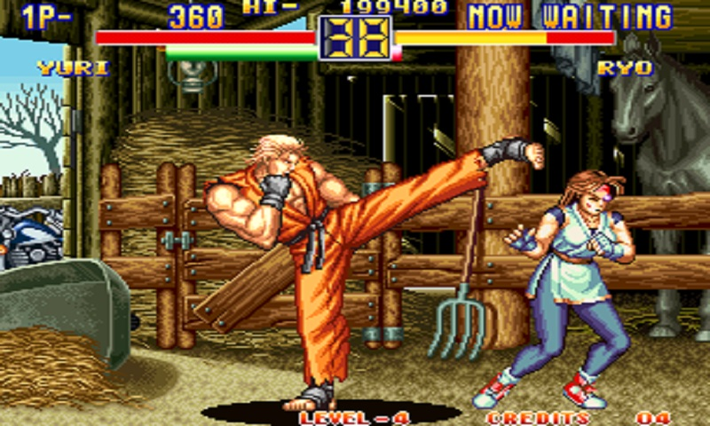 Free Art of Fighting SEGA APK Download For Android   GetJar Art of Fighting SEGA screenshot 3 6