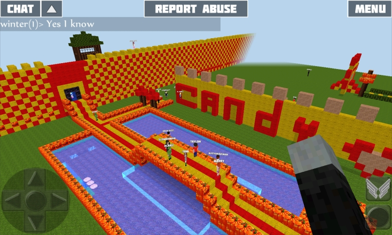 Free World Of Cubes Online Block Building Sandbox APK Download For Android GetJar
