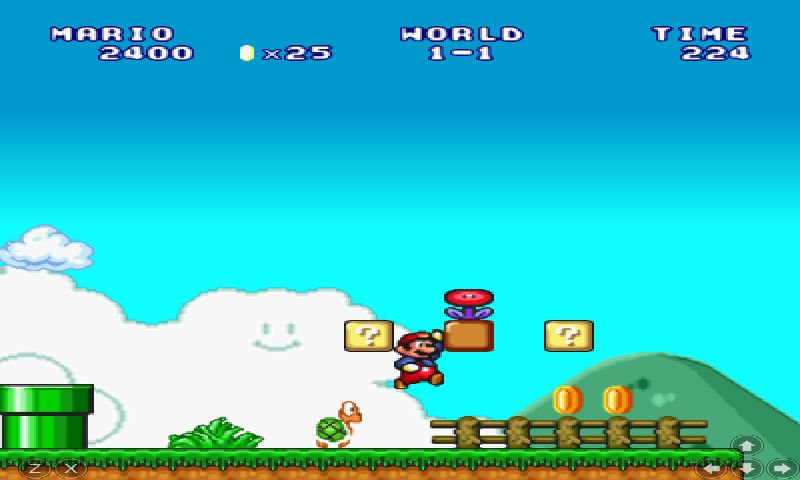 Free Mario Forever Flash APK Download For Android GetJar