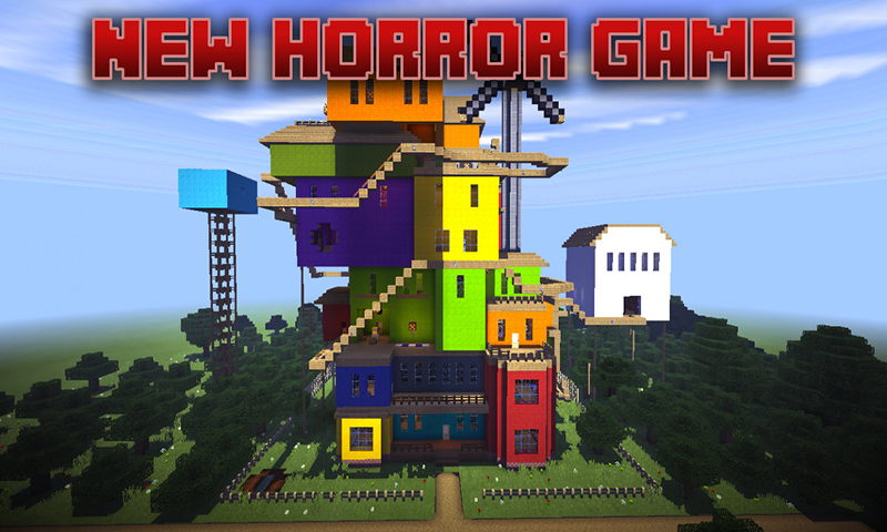 Free Hello Neighbor Mod For Minecraft Pe APK Download For