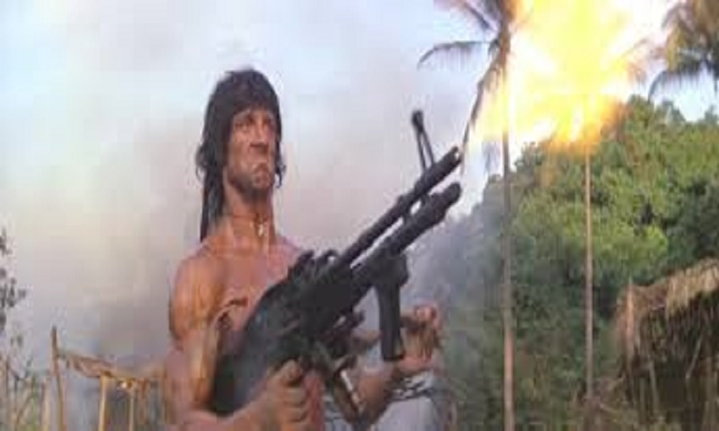 Free Rambo On Fire New Version APK Download For Android