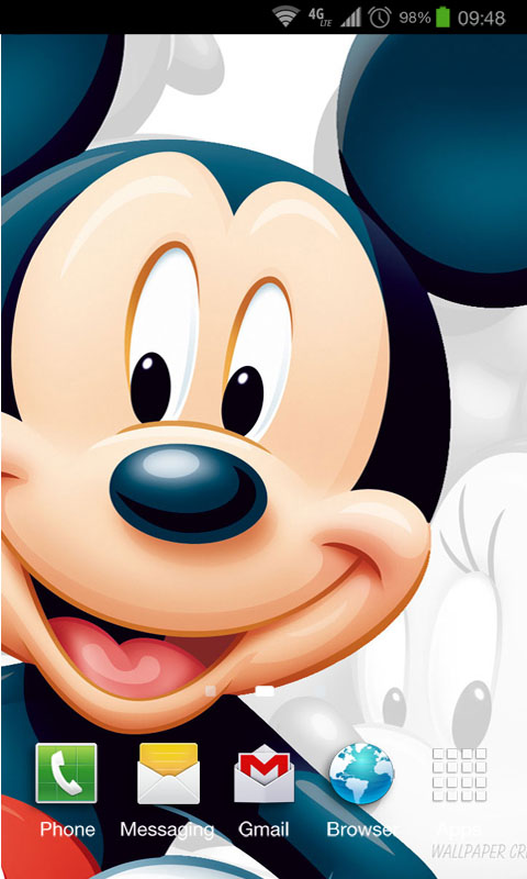 Mickey Mouse Wallpaper Hd For Android Walljdi Org