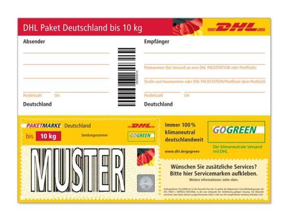 Paket beschriften So gehts f252r DHL Hermes und Co GIGA