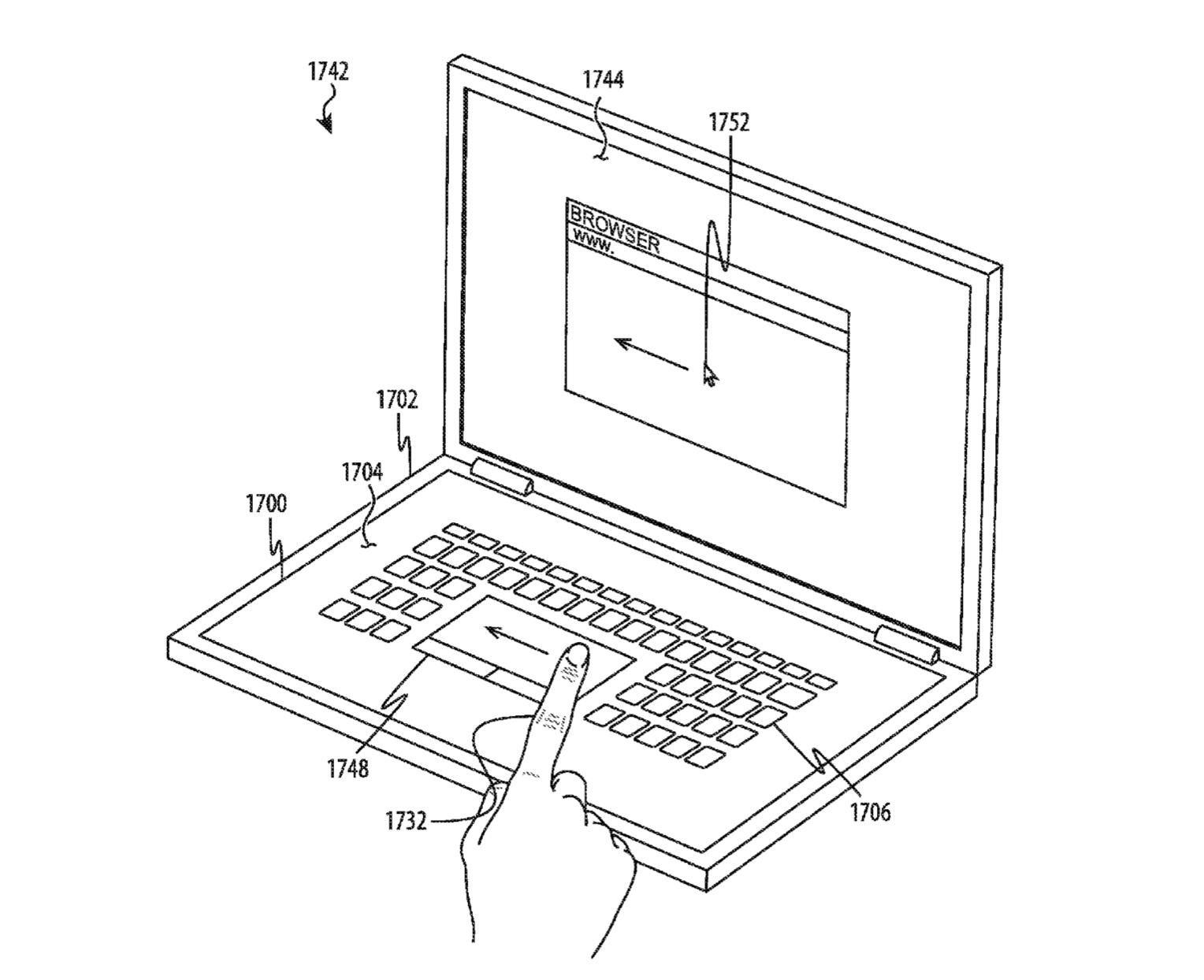 Tastenloses Keyboard Sieht So Zukunft Des Macbook Aus