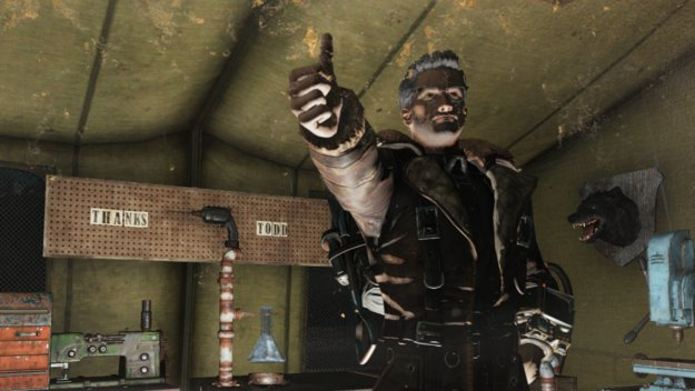 Fallout 76 player finally makes the first raid and his reward is more than disappointing