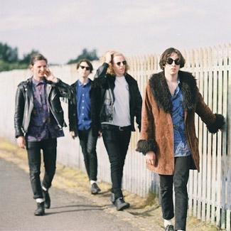 Listen: Peace reveal new single 'Wraith' with Arctic Monkeys' producer