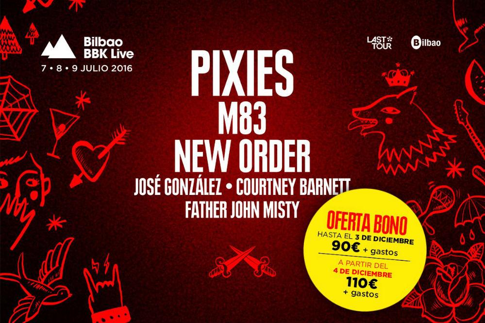 Bilbao BBK: 7-9 July, Bilbao, Spain