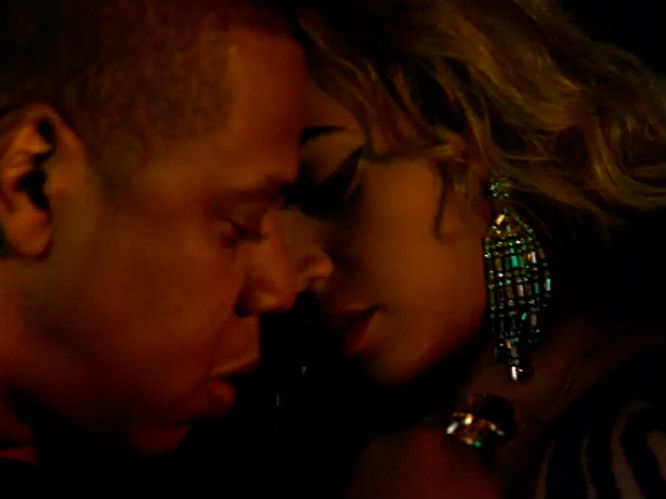 Beyonce Jay Z Partition