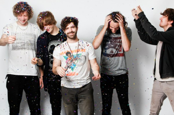Foals debut new song A Knife In The Ocean Gigwise
