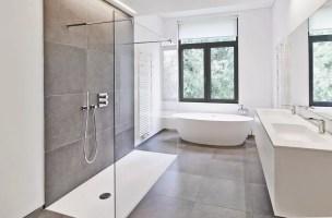 Badezimmer Badewanne Eck Duschwand   Suchergebnis Auf ...