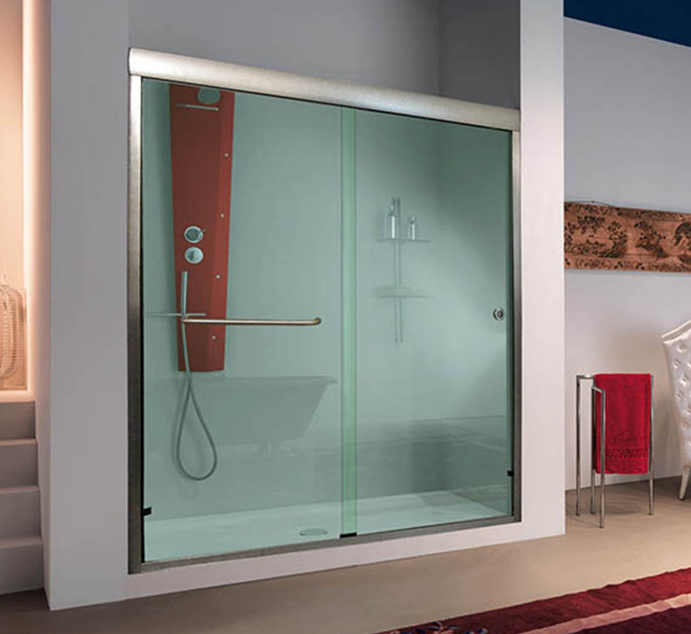 Sliding Shower Doors Custom Sliding Doors For Showers