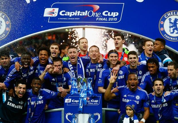 Mourinho: Courtois, Filipe Luis & Christensen men of the match - even though they didn't face Tottenham