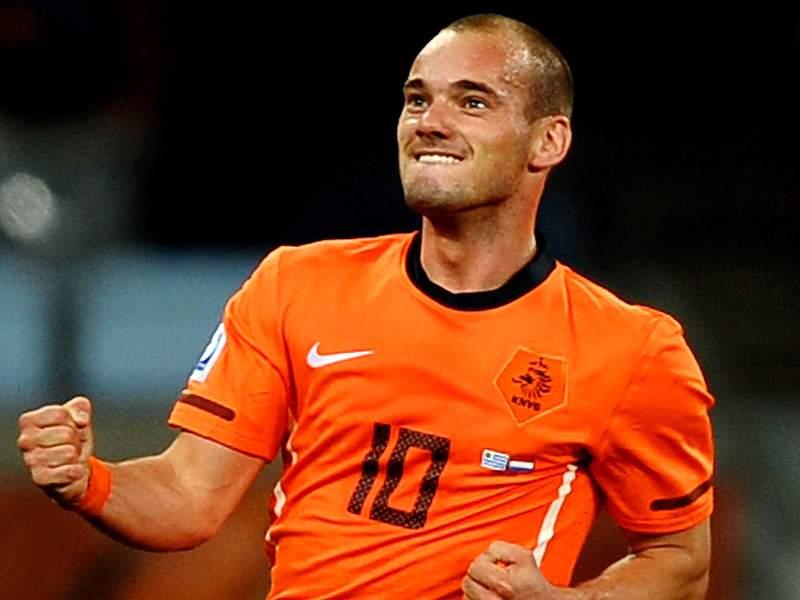 Kết quả hình ảnh cho wesley sneijder netherlands