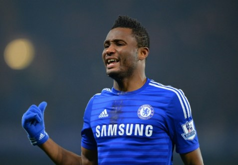 Chelsea lose Mikel until April after surgery