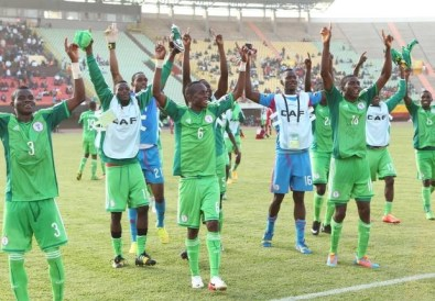 Flying Eagles celebrate seventh African title