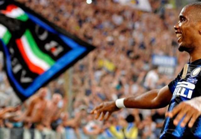 Eto'o approaches Inter over return