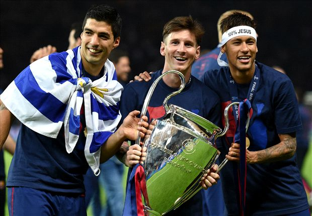BREAKING NEWS: Messi, Ronaldo and Suarez up for Best Player in Europe Prize