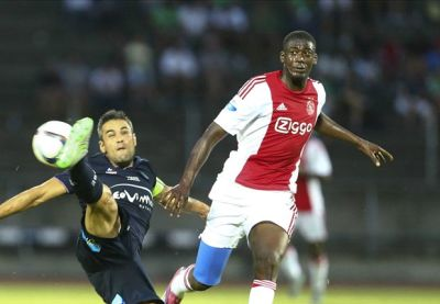 'I have still found no qualities' in Sanogo - Ronald de Boer slams Arsenal loanee