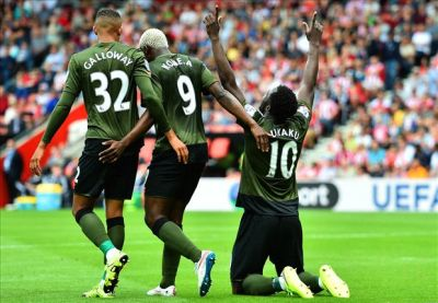 Southampton 0-3 Everton: Lukaku sweeps Saints aside