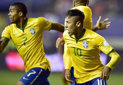 Neymar left waiting for qualifier debut thanks to Buenos Aires washout