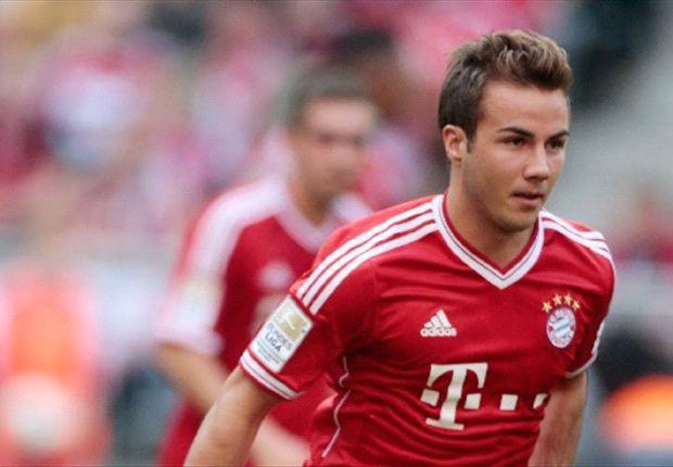 Mario Götze trocou o Dortmund pelo Bayern na última temporada
