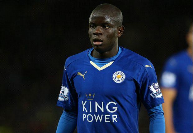 Chelsea sign Kante