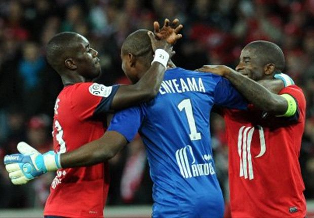 Enyeama wins Ligue 1 Player of the Month award for November