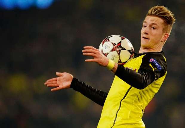 BVB pode perder Reus para as oitavas da Champions League