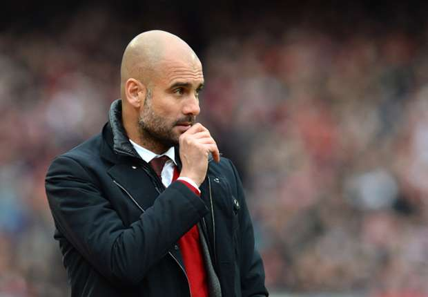 """Guardiola pede seriedade contra o Hamburgo, pela Copa da Alemanha: """"Seria um grande erro se olhássemos para a tabela da Bundesliga"""""""