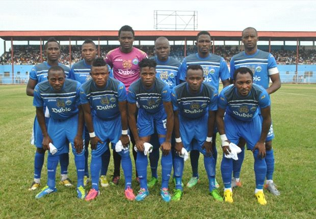 Enyimba 3-0 Buffles du Borgou: Peoples Elephants daze visitors in Aba
