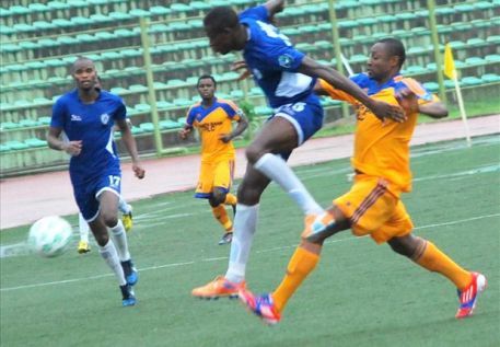 Nigerian clubs show class in Africa
