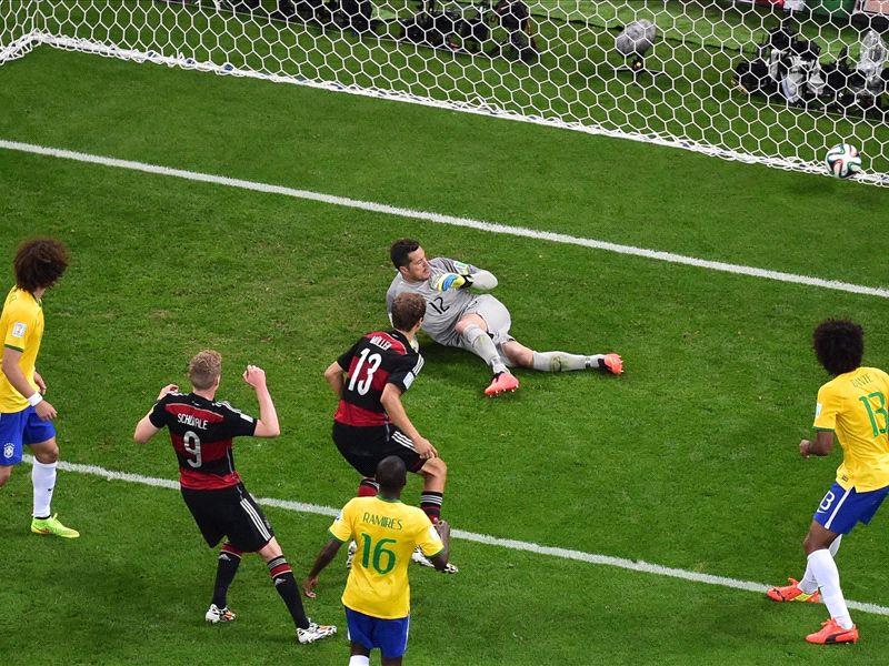 Image result for brasil 1 alemania 7