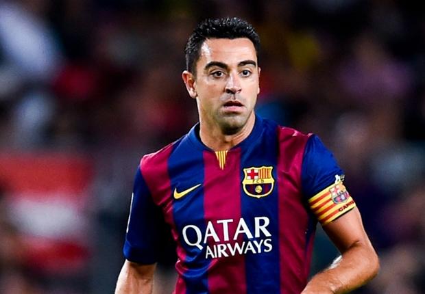 Xavi 'disappointed' in Del Bosque