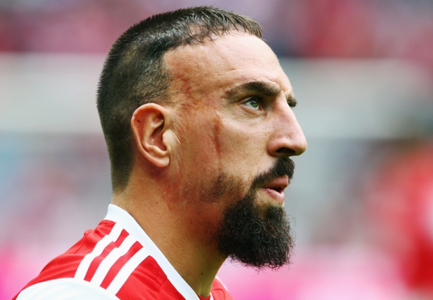 Ribery 'p****d off' by persistent injury problems