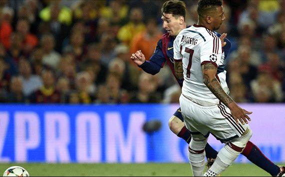 Taksi Untuk Boateng! F2Freestylers Ciptakan Kembali Gol Klasik Messi