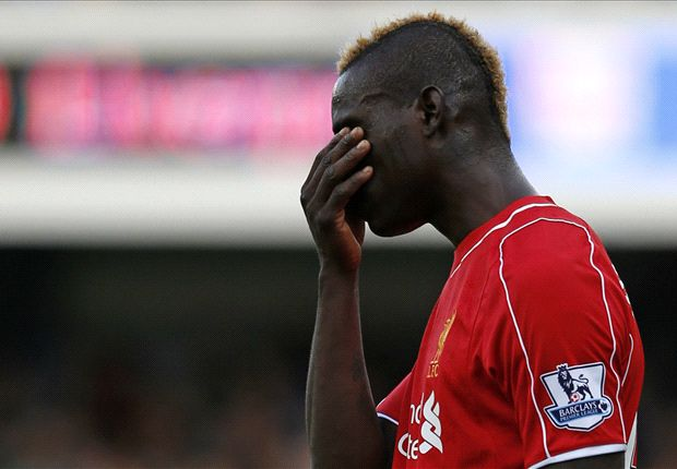 Balotelli 'very disappointed' by Liverpool drought - Raiola