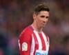 Atletico Madrid striker Fernando Torres
