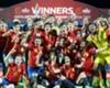 Španjolski navijači u Varaždinu slavili su nakon drame